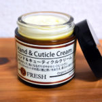 hand & cuticle cream